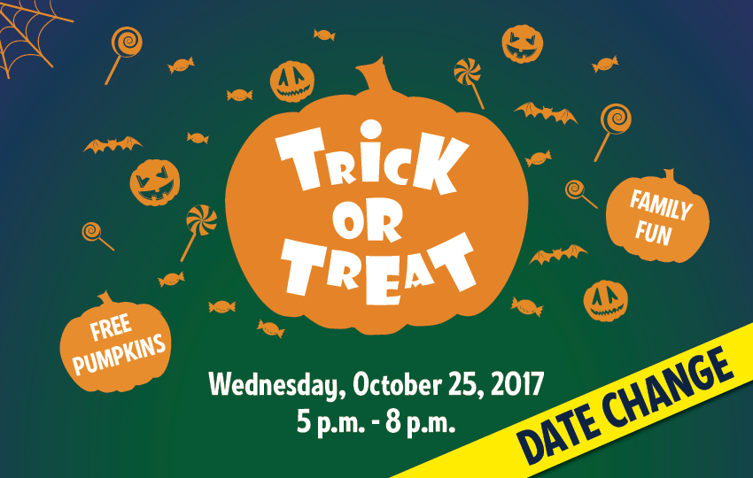 Trick or Treat - DATE CHANGE — Eddy Street Commons