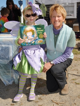 for immediate release- tracy with a fairy.jpg