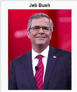http://en.wikipedia.org/wiki/Jeb_Bush