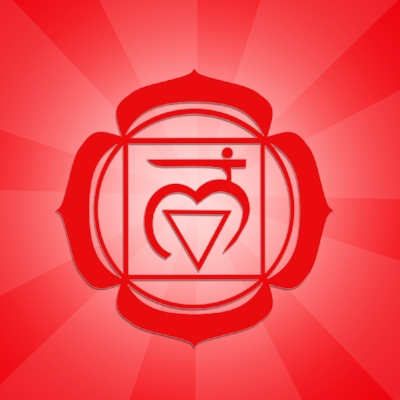 Sanskrit Symbol for the Root Chakra