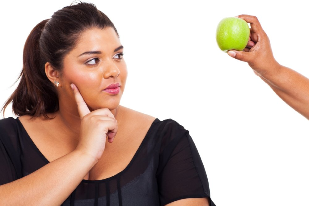 But, is an apple healthy for YOU?  -