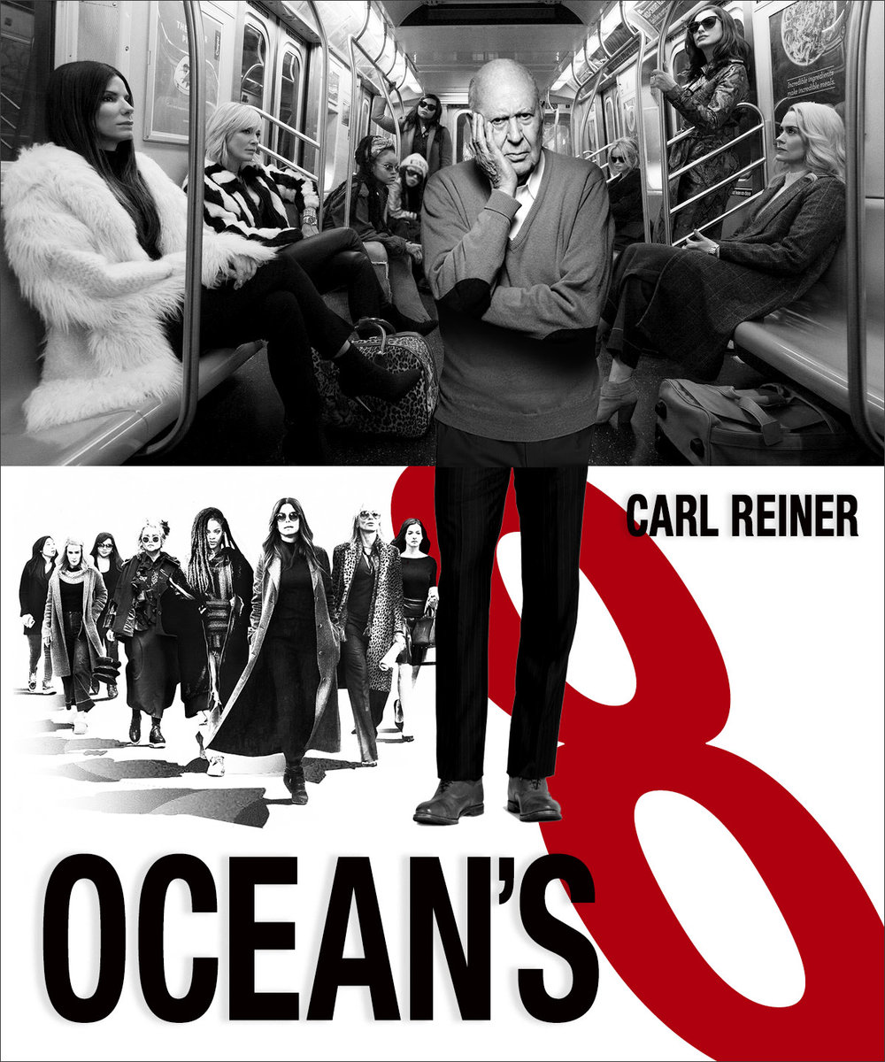 Carl Reiner to appear in the latest Ocean's franchise directed by Steven Soderberg.