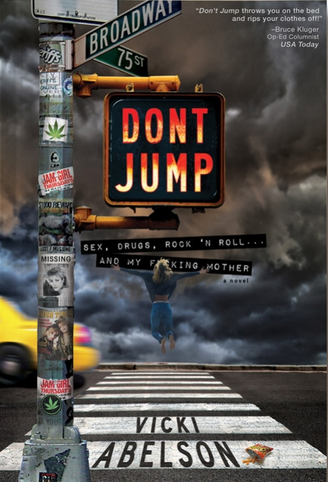 Don't Jump by Vicki Abelson