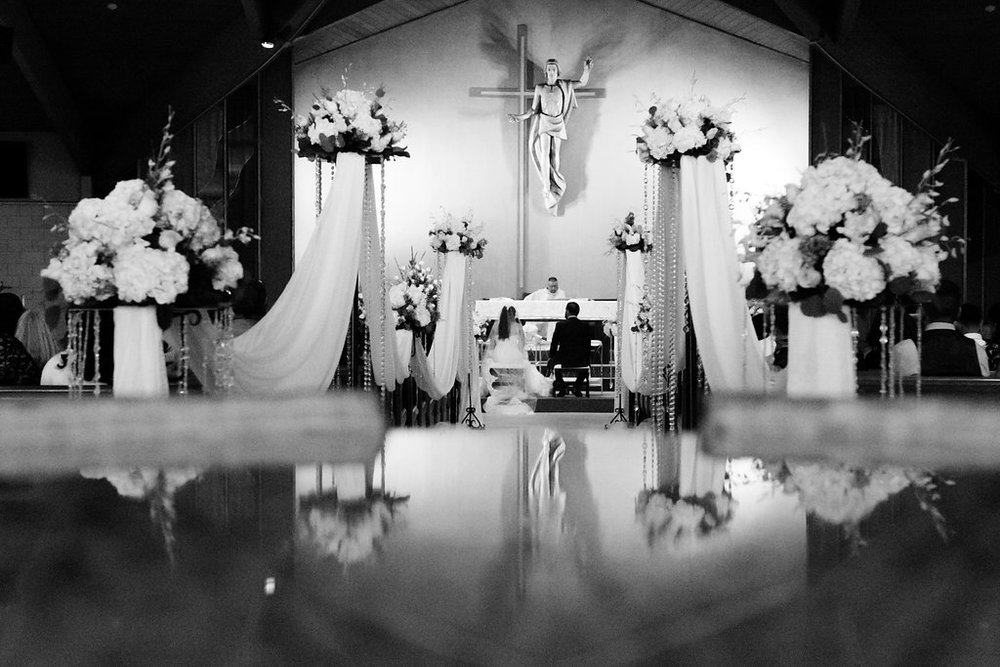 Church Wedding Catholic Bakersfield