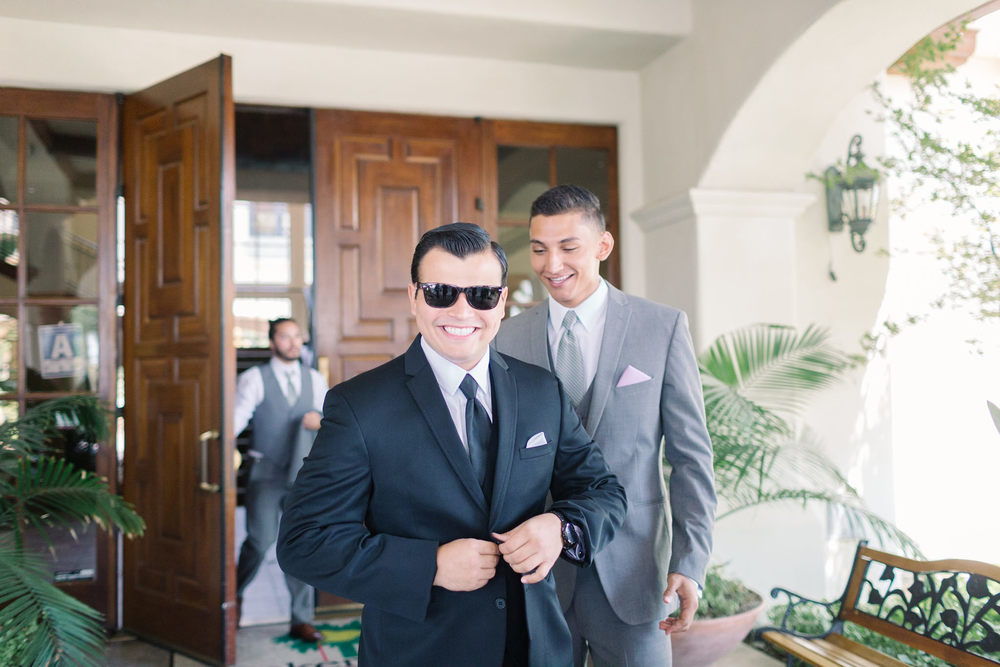 Bakersfield Country Club Wedding