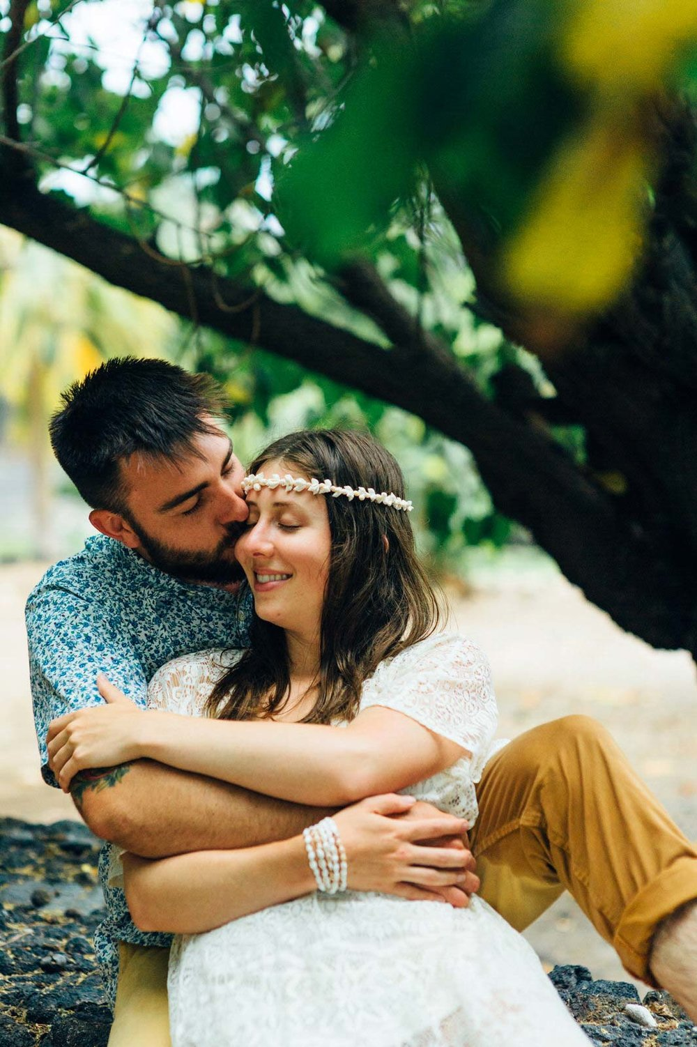 Big Island Engagement Photographer