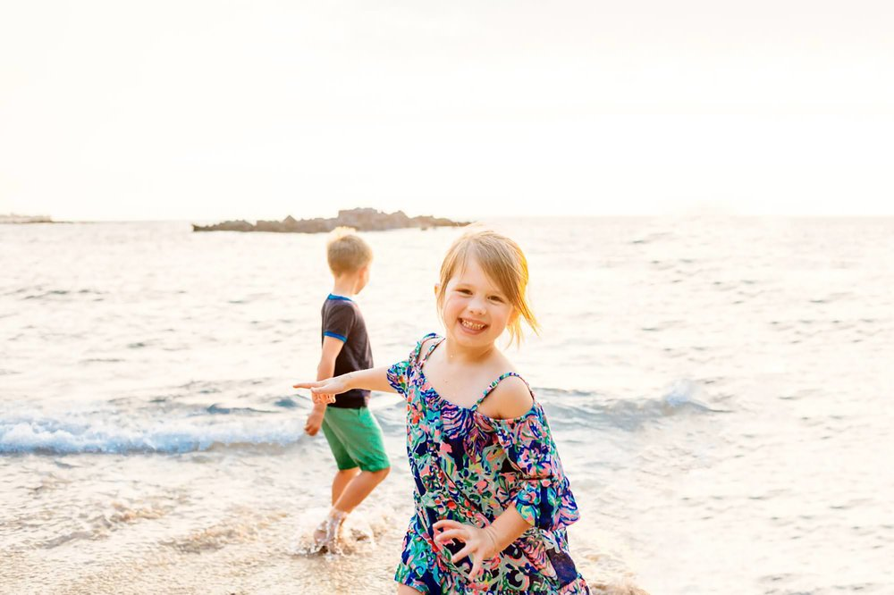 Waikoloa Family Photography