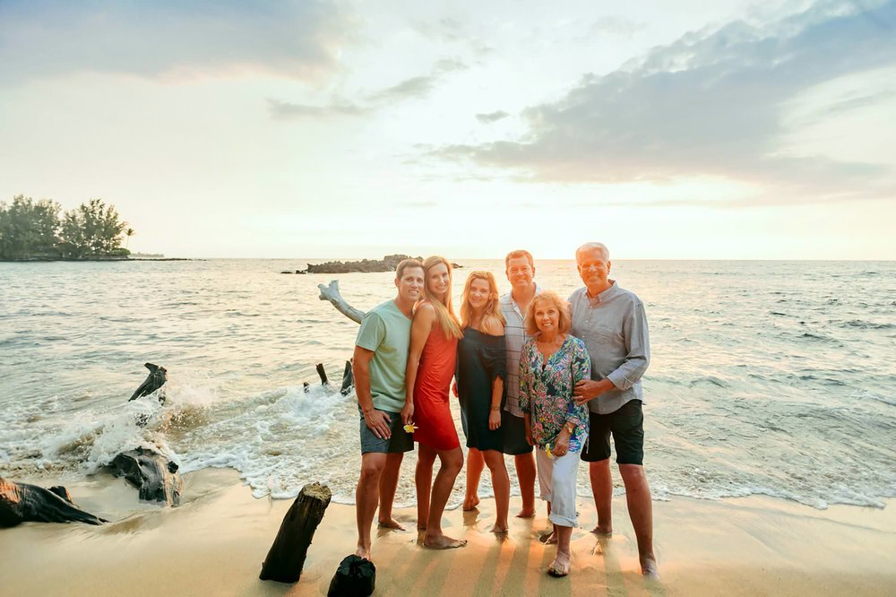 Waikoloa Family Photos