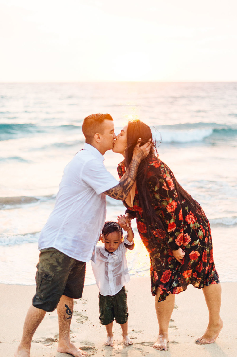 Hapuna Beach Family Photographer