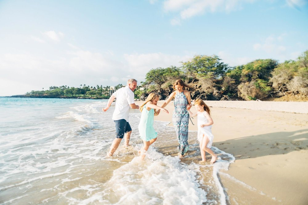 Family Photographer Waikoloa Hawaii