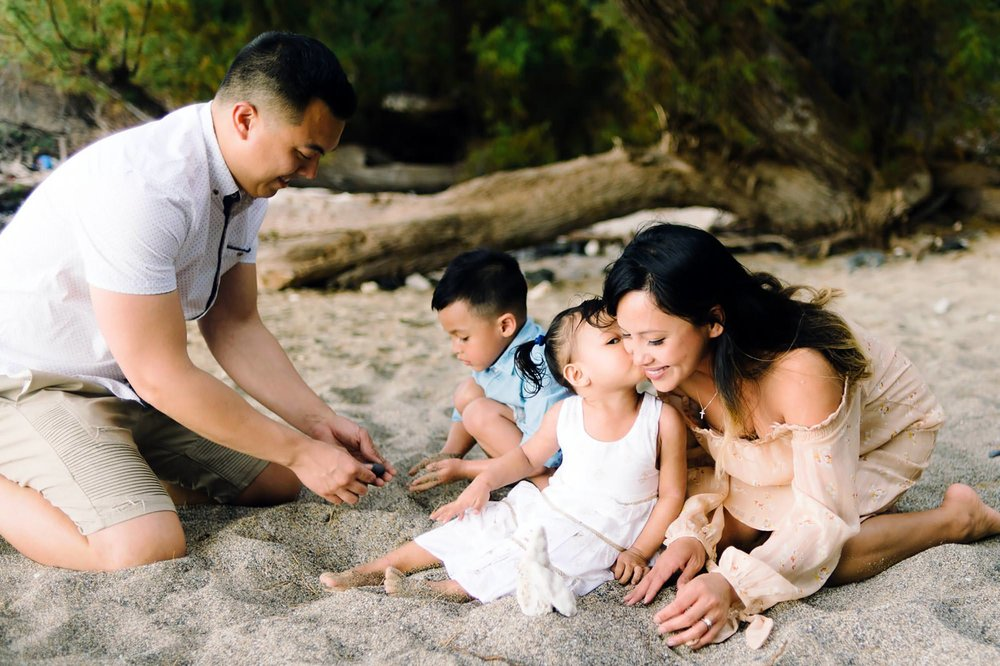 Big Island Hawaii Family Photographer-