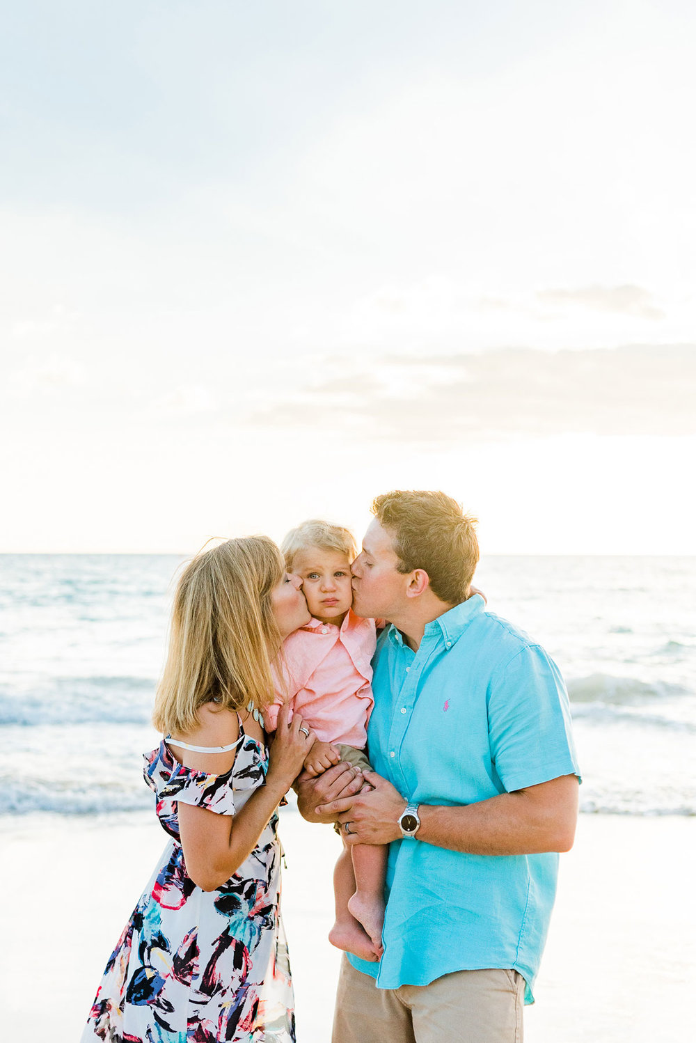 Hawaii Big Island Family Photographer