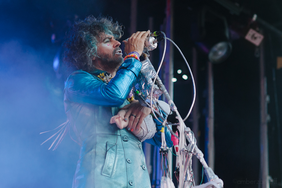 The Flaming Lips at Capitol Hill Block Party 2013 - Photo By: Amber Zbitnoff