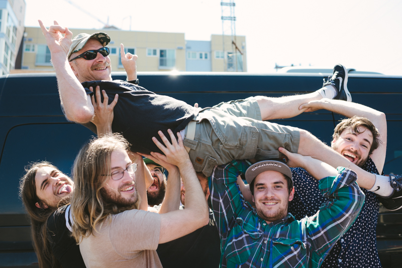 Diarrhea Planet @ KEXP 08-06-2014 (May not be used without permi