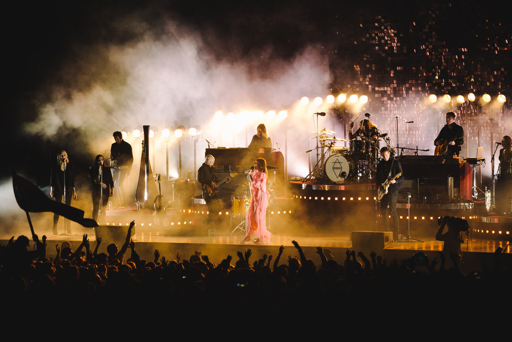 Florence & The Machine at Sasquatch! Music Festival
