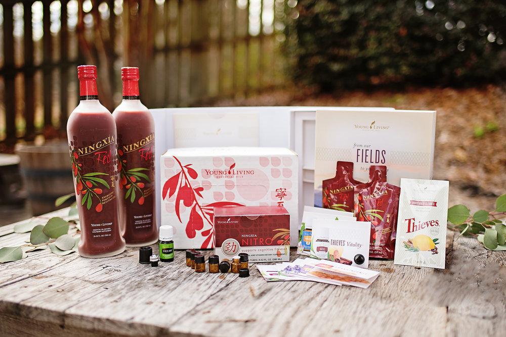 Become a member by purchasing The Ningxia REd Premium Starter Kit for  $170 usd.