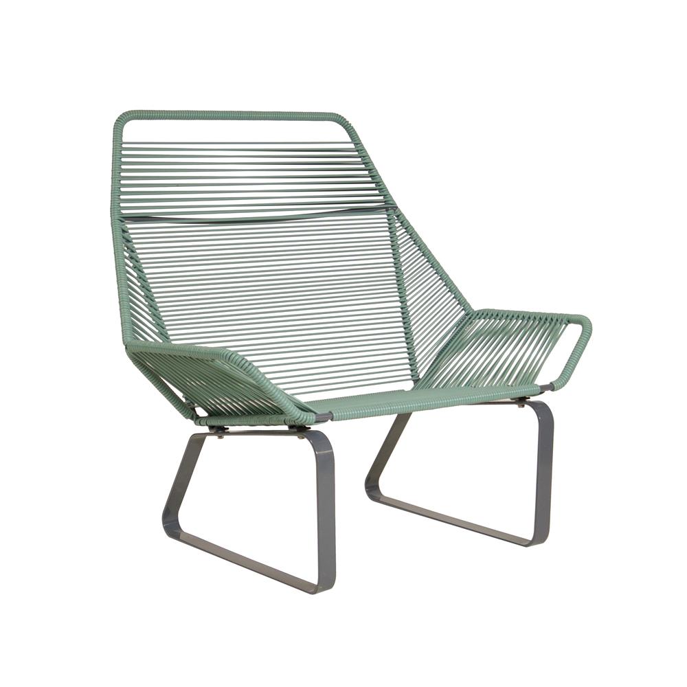 Etonnant Cord Lounge Chair   Moss