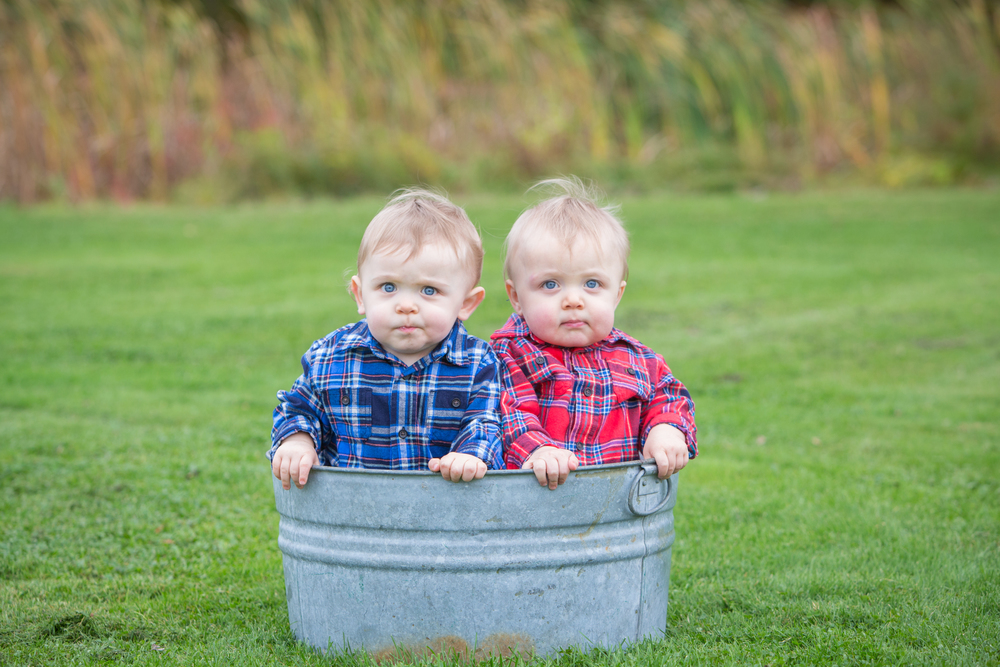 angry twins boys bucket flannel.jpg