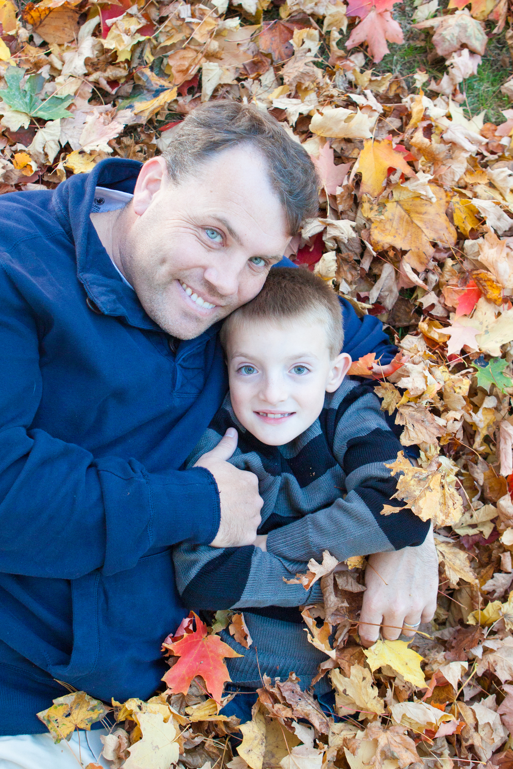 father son love photo session fall .jpg