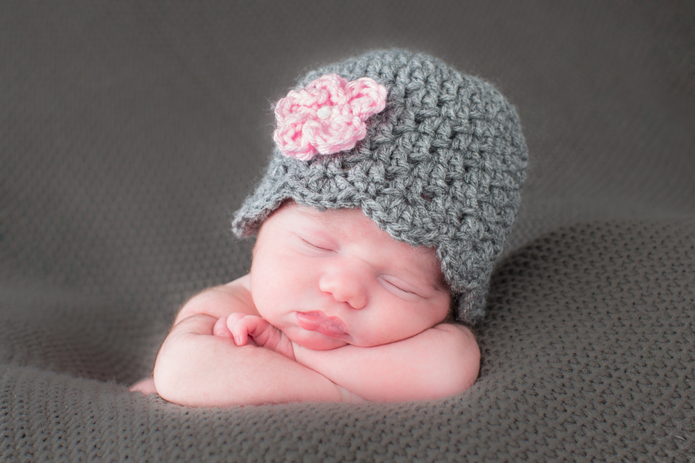 newborn baby hat love cute .jpg