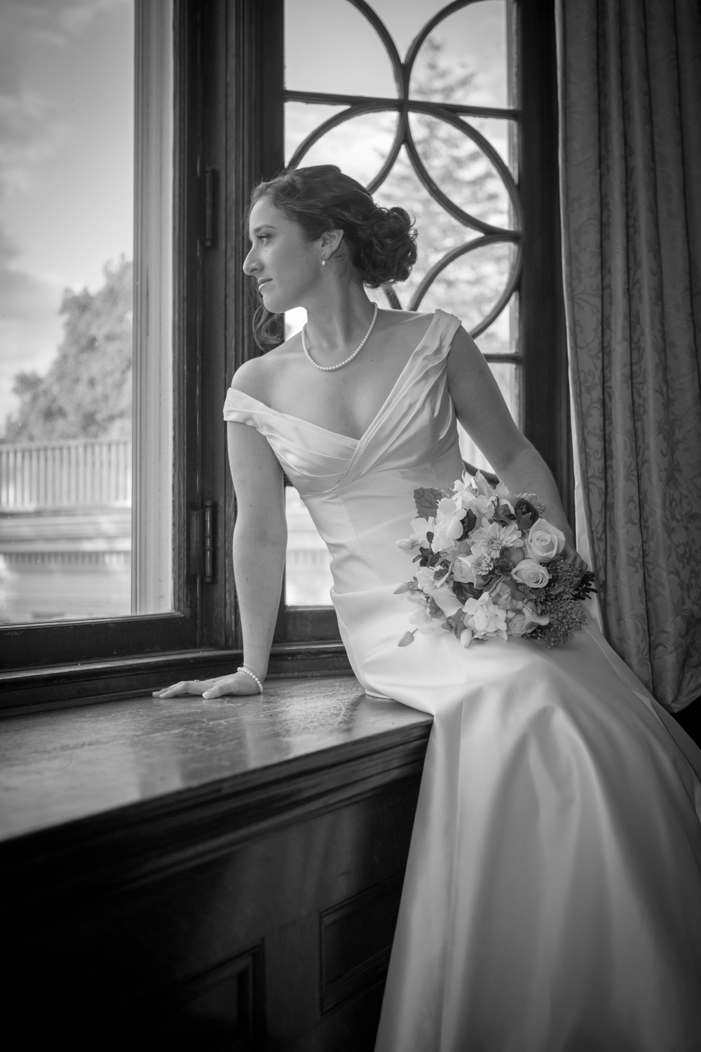 Endicott Estate wedding photographer