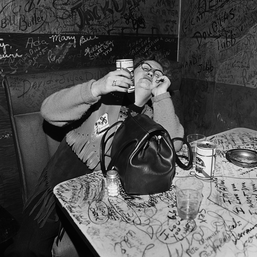 Last Call, Tootsie's Orchid Lounge, Nashville, TN, 1974
