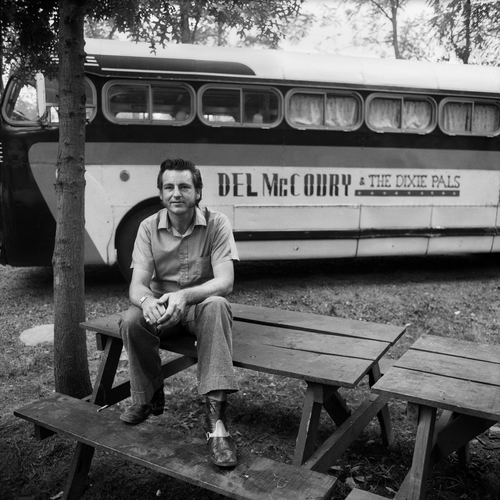 Del McCoury, Gettysburg Bluegrass Festival, Gettysburg, PA, 1974