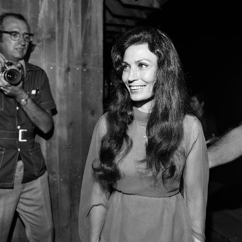Loretta Lynn, Annapolis, MD, 1975