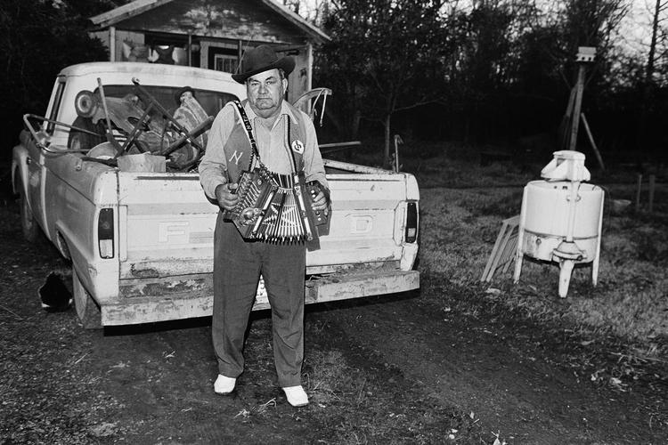 Nathan Abshire, Basile, LA, 1977