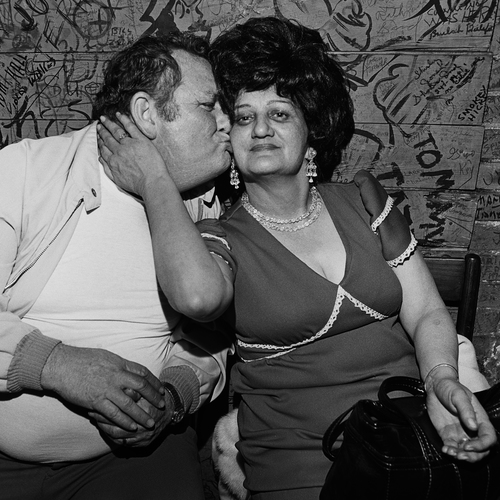 Lovers, Tootsie's Orchid Lounge, Nashville, TN, 1975