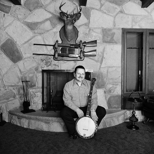 Ralph Stanley, Coeburn, VA, 1974