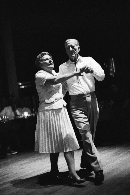 Couple Dancing, Buck Owen's Crystal Palace, Bakersfield, CA, 1999
