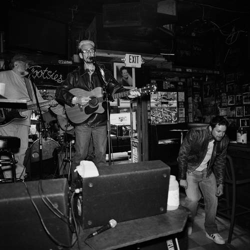 House Band, Tootsie's Orchid Lounge, Nashville, TN, 2010
