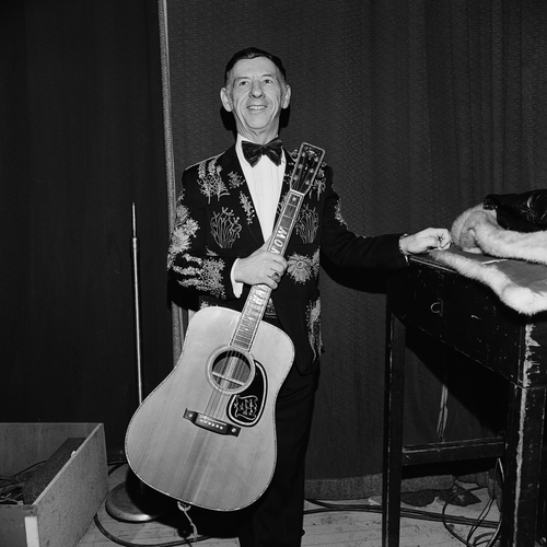 Hank Snow, Grand Ole Opry, Nashville, TN, 1974