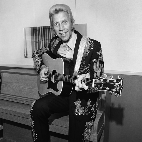Porter Wagoner, Symphony Hall, Boston, MA, 1972