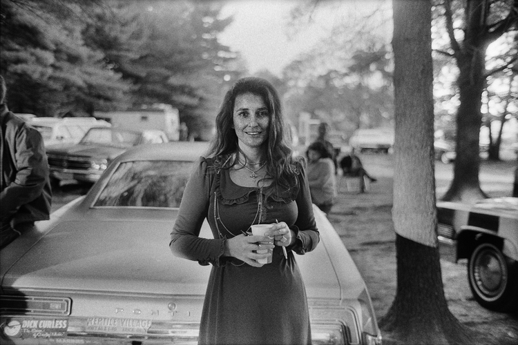 Anita Carter, Lone Star Ranch, NH, 1973
