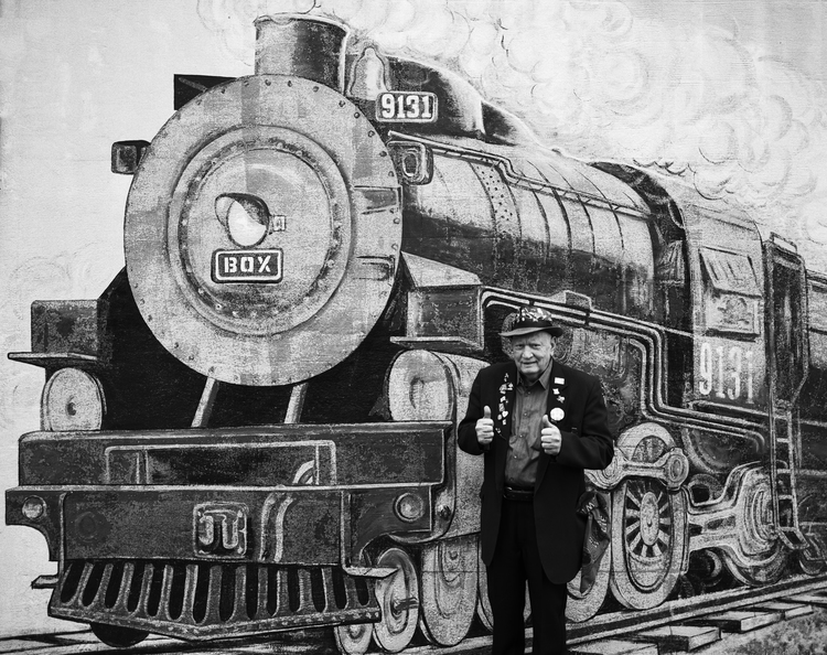 Boxcar Willie, Branso, MO, 1997