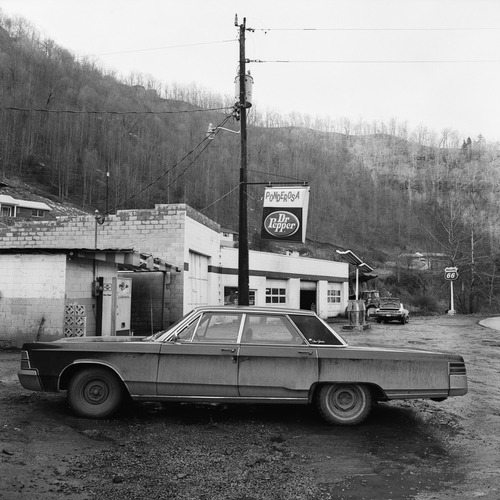 Ponderosa, Near Pikesville, KY, 1974