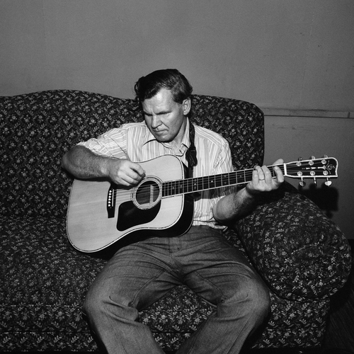 Doc Watson, Performance Center, Cambridge, MA, 1974