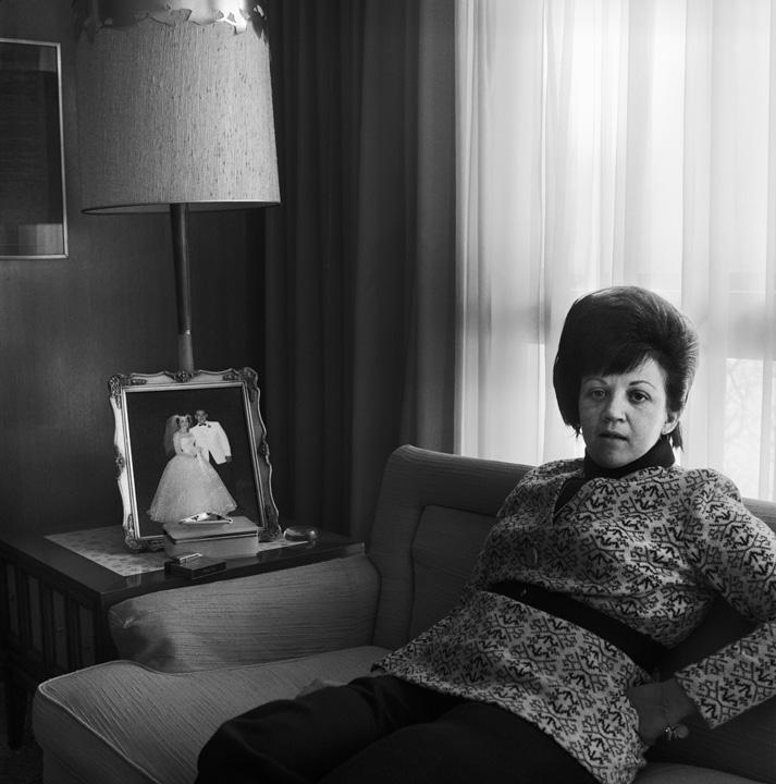 Barbara, Newton, MA, 1971