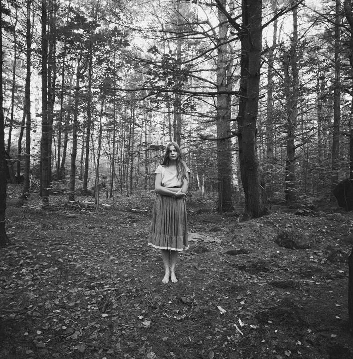 Roz, Hancock, NH, 1971