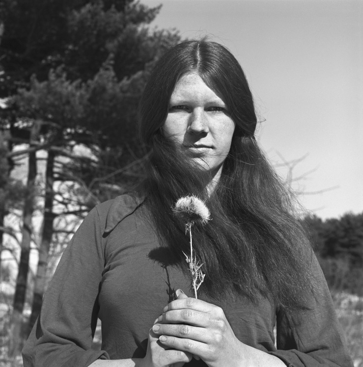 Jan , Cambridge, MA, 1971