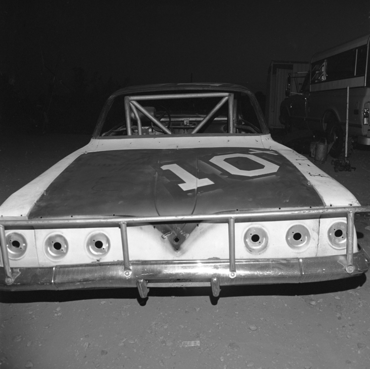 Car #10, Thompson Speedway, Thompson, CT, 1972