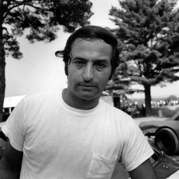 Reggie Ruggiero, Thompson Speedway, Thompson, CT, 1972