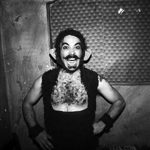 The Evil Monkey, This Is Burlesque, Corio, New York, NY, 2008