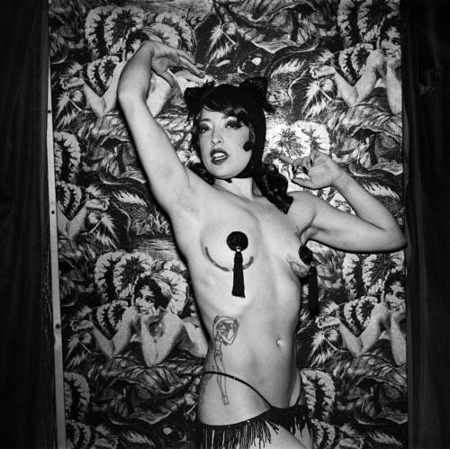 Peekabo Pointe, This Is Burlesque, Corio, New York, NY, 2009