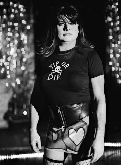 Phoebe Kline, TraniShack, Jacques Cabaret, Boston, MA, 2004