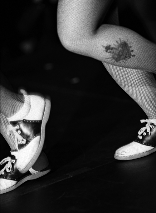 Saddle Shoes, New York Burlesque Festival, Southpaw, Brooklyn, NY, 2005