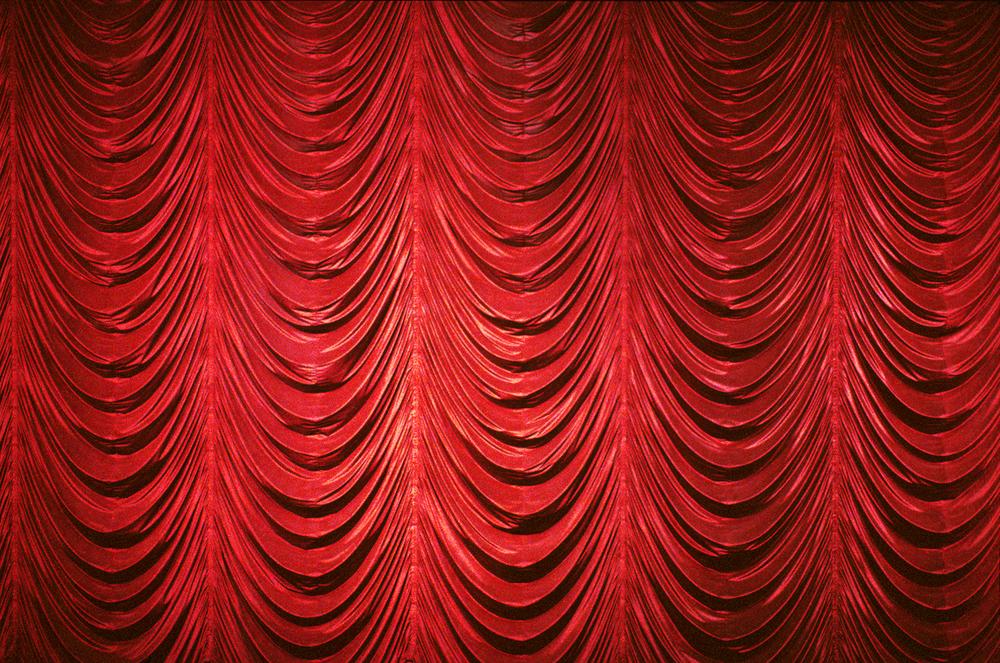 Curtain, Shoji Tabuchi Theatre 1996