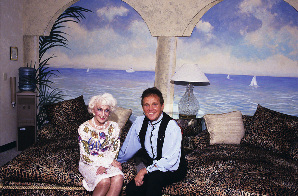 Bobby Vinton and His Mother, 1996